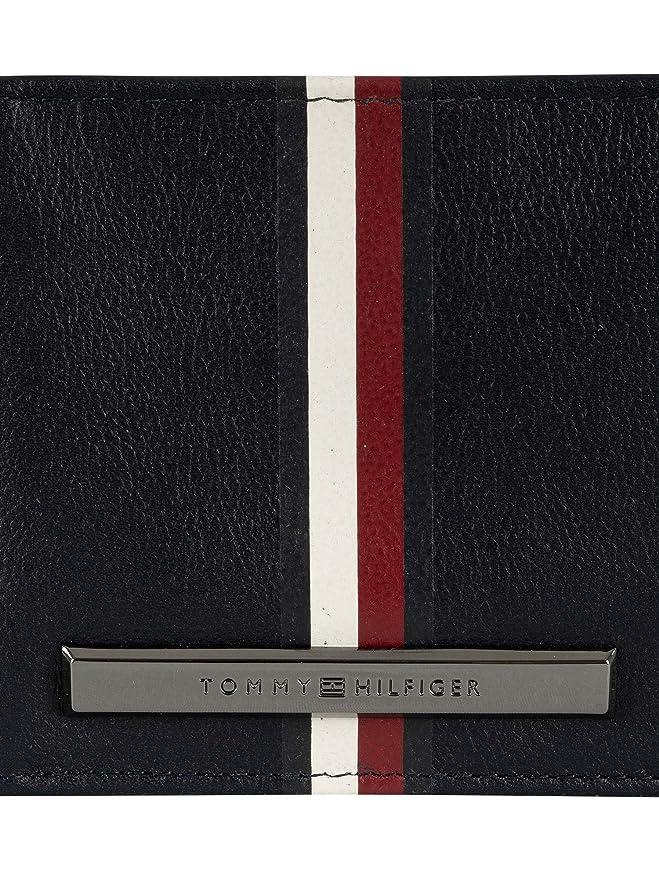 Amazon.com: Tommy Hilfiger - Monedero para hombre, diseño de ...
