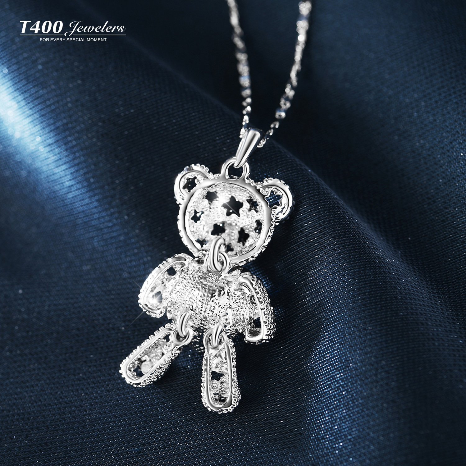 at gold white happy necklace id for j diamonds sale jewelry upload necklaces chopard pendant mobile teddy bear master