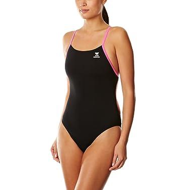 f6dccf8aa7c8 TYR Traje de natación para Mujer: Amazon.es: Ropa y accesorios