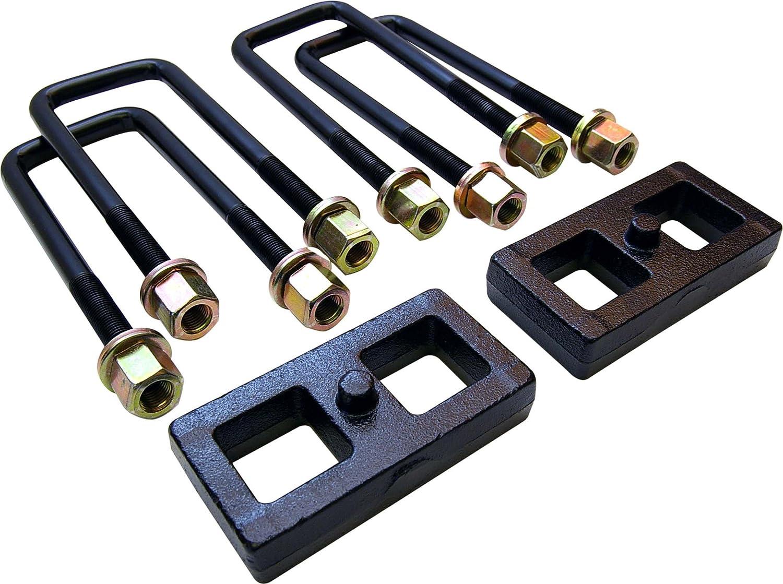 """1/"""" Rear Cast Steel Lift Blocks"""