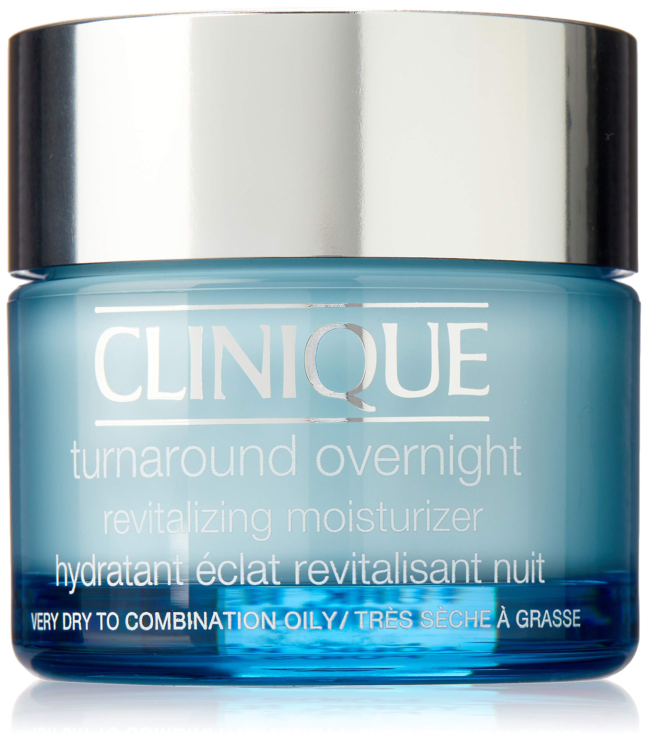 Clinique Turnaround Overnight Revitalizing Moisturizer for Women, 1.7 Ounce by Clinique