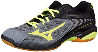 1b384a71440e MIZUNO Wave Fang SS2 Indoor Badminton Non-Marking Shoes: Buy Online at Low  Prices in India - Amazon.in