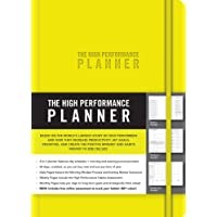 High Performance Planner Yellow