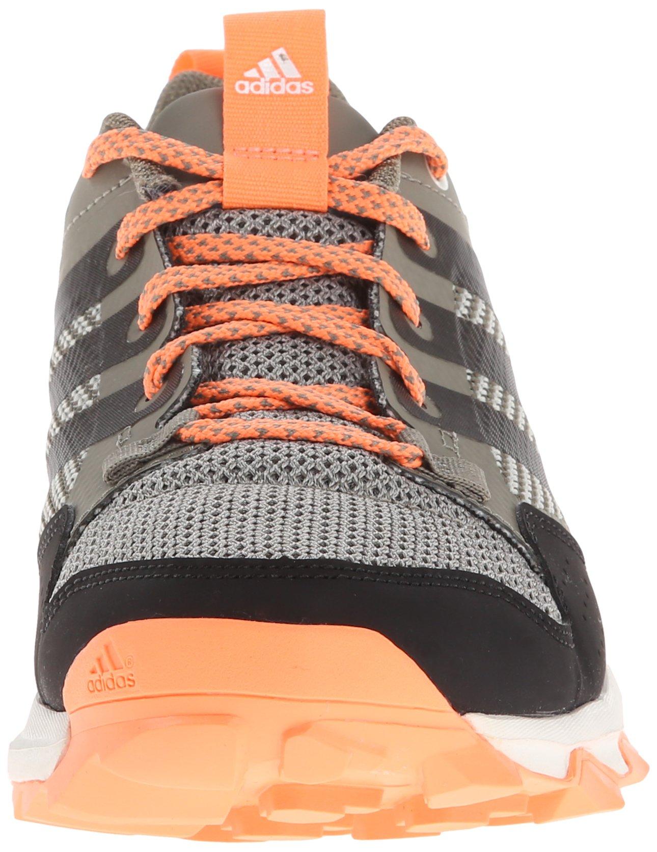 adidas Performance Women's Kanadia 7 TR W Trail Running Shoe, Clay/Chalk/Flash Orange, 7 M US by adidas (Image #4)