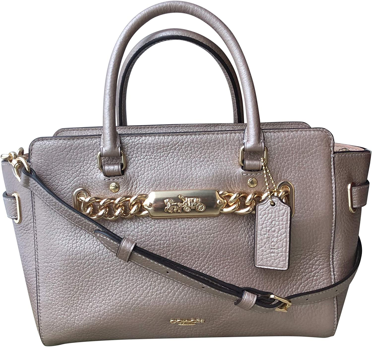 COACH CARRYALL 25 CROSSBODY...
