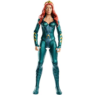 "DC Comics Aquaman Mera 12"" Action Figure: Toys & Games"