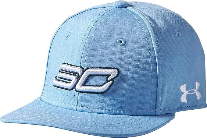 c772bffd Amazon.com: Under Armour SC30 Core Snapback Cap OSFA Carolina Blue: Sports  & Outdoors