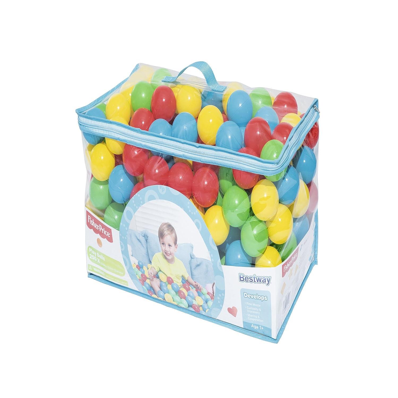 Bestway 93529E 250Count Play Balls Multicolor