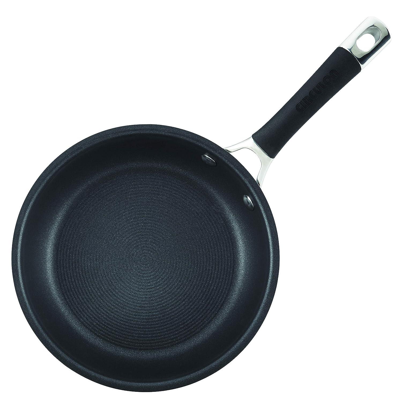Circulon Momentum Stainless Steel Nonstick 11-Piece Pots and Pans Cookware Set