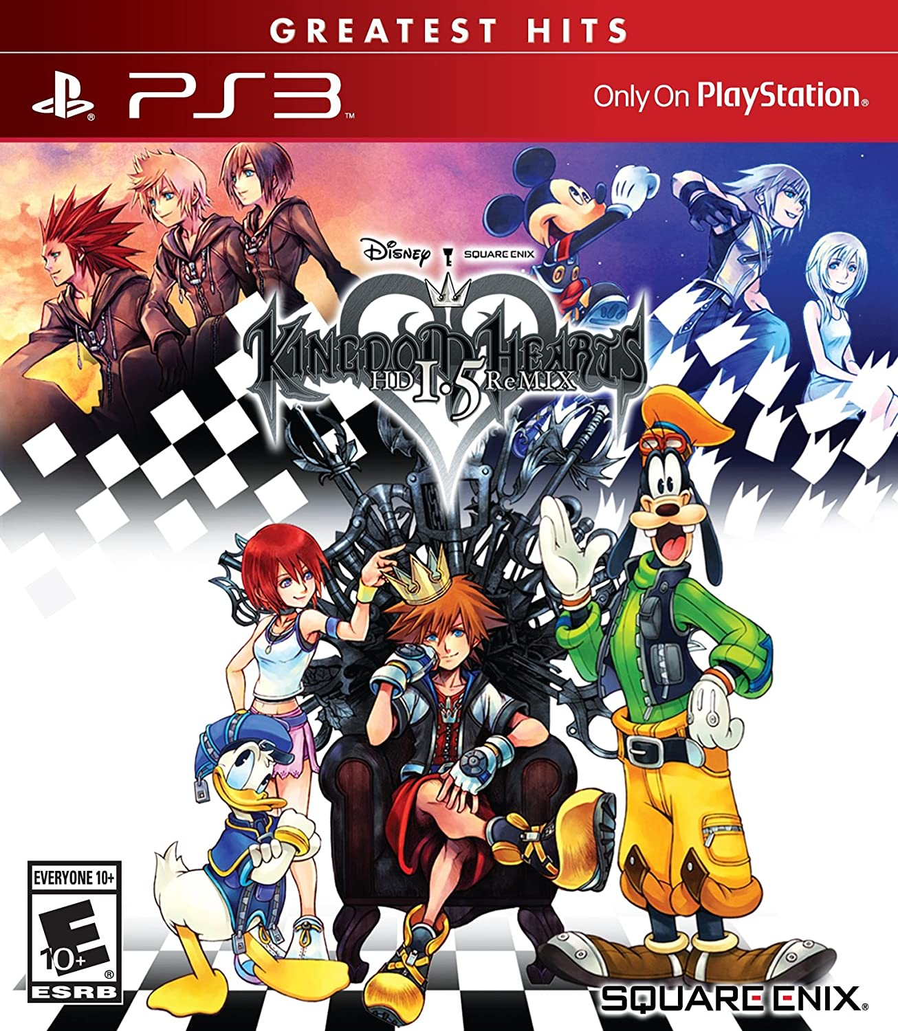 Funimation Games For Ps3 : Kingdom hearts guide funimation forum
