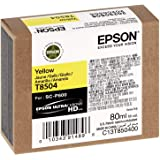 Epson T850400 T850 UltraChrome HD Yellow Ink