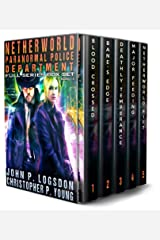 Netherworld Paranormal Police Department Full Series Box Set Kindle Edition