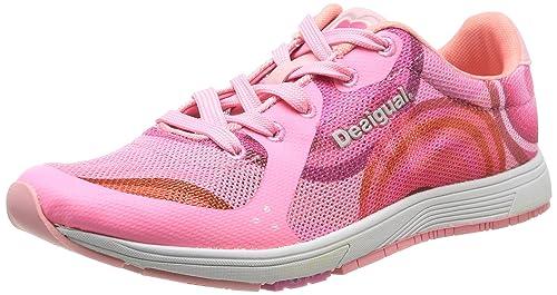 Desigual Libertad, Zapatillas de Deporte Interior para Mujer: Amazon.es: Zapatos y complementos