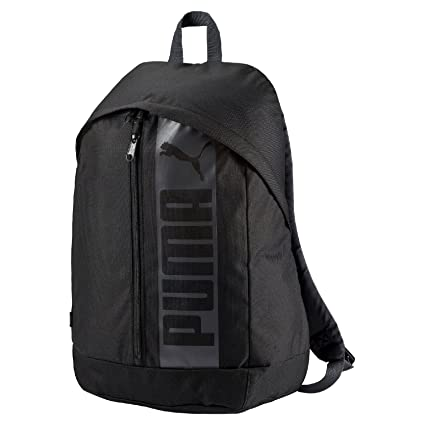 710568f13f Image Unavailable. Image not available for. Colour  Puma 21 Ltrs Black  Casual Backpack (7411501)