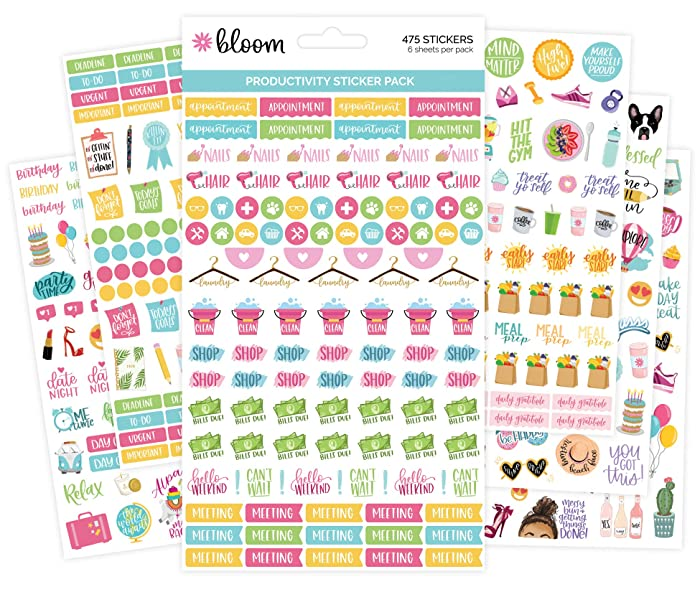Top 10 Planner Stickers Laundry