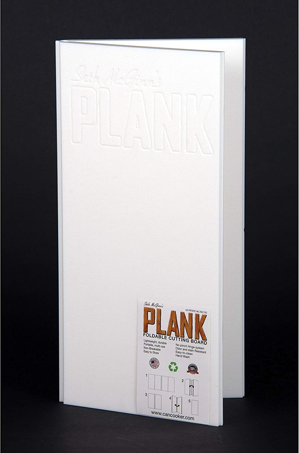 Cancooker Inc SMP1416 Plank Cutting Board 16 X 32