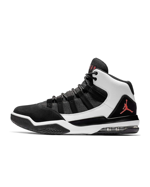 Weiß Nike Herren Jordan Max Aura Hohe Turnschuhe
