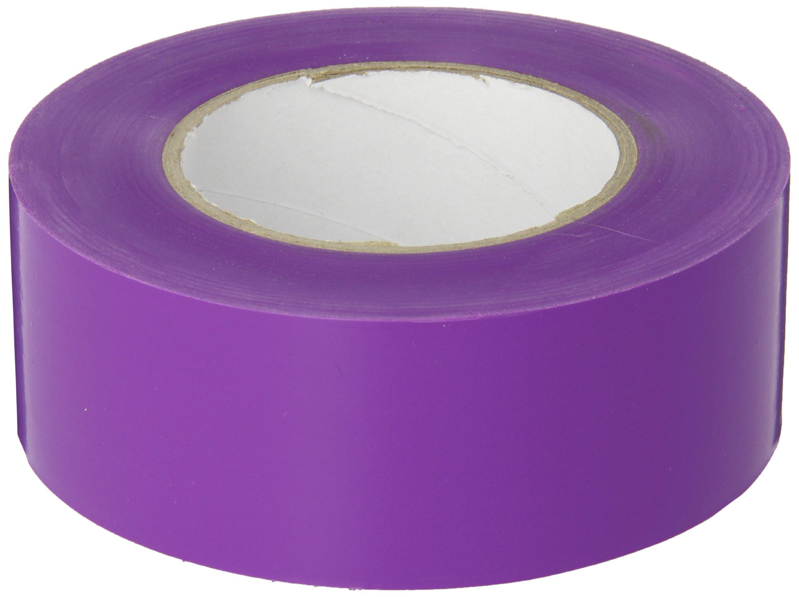 School Specialty Floor Marking Tape - 2 inches x 60 yards - Purple