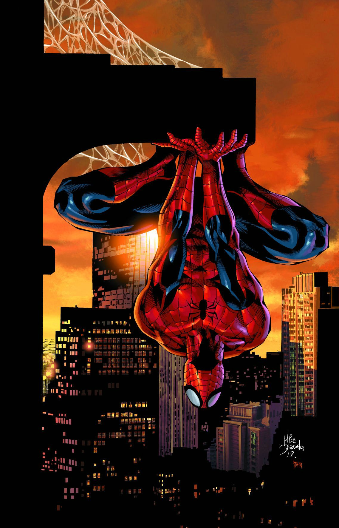 Read Online Spider-Man: Family Ties (Amazing Spider-Man) pdf epub