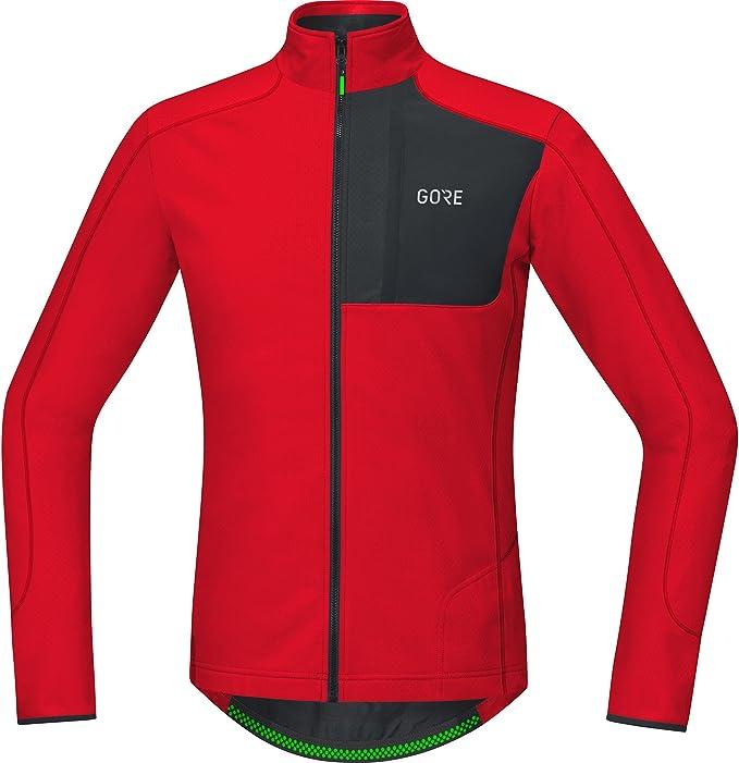 GORE Wear Atmungsaktives Herren Langarmtrikot C5 Thermo Trail Jersey 100373