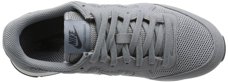 on sale fd9da f7c1b Amazon.com   Nike Internationalist WMNS Women s Sneaker Gray 828407 004,  Size 38.5   Road Running