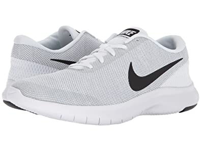 NIKE Men's Flex Experience RN 7 White/Black Wolf Grey