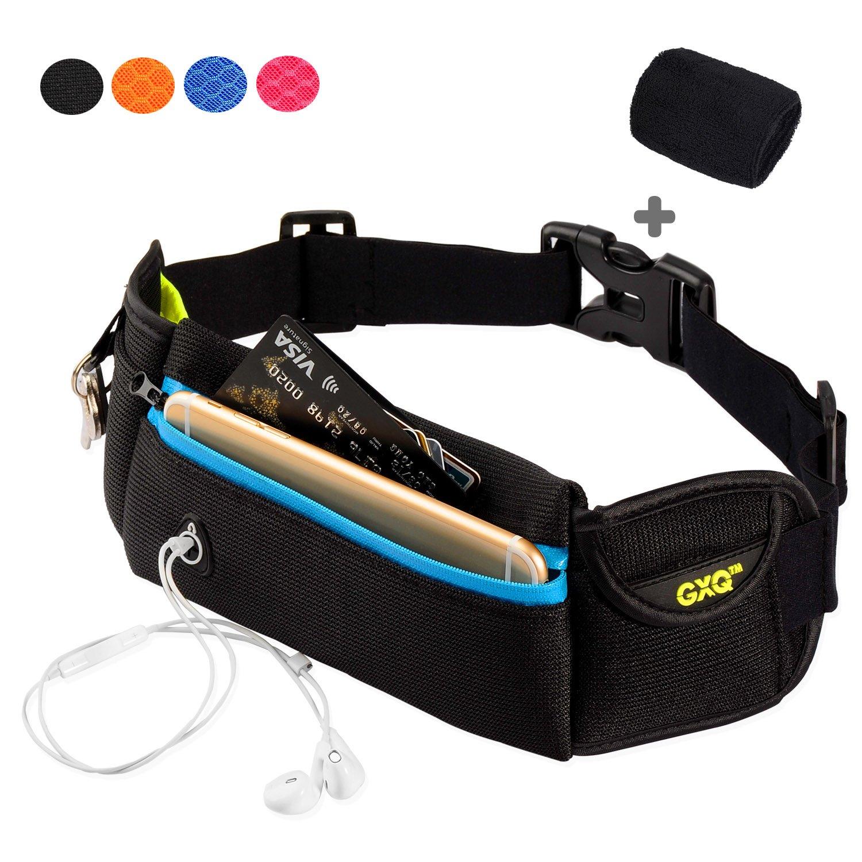 Gxq Workout Fanny Pack Running Bag - Running Belt Pack - Running Waist Pack W.. 14