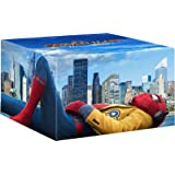 SPIDER-MAN : HOMECOMING - FIGURINE + UHD +  BD 3D + 2D + BD BONUS (UV) [Blu-ray]