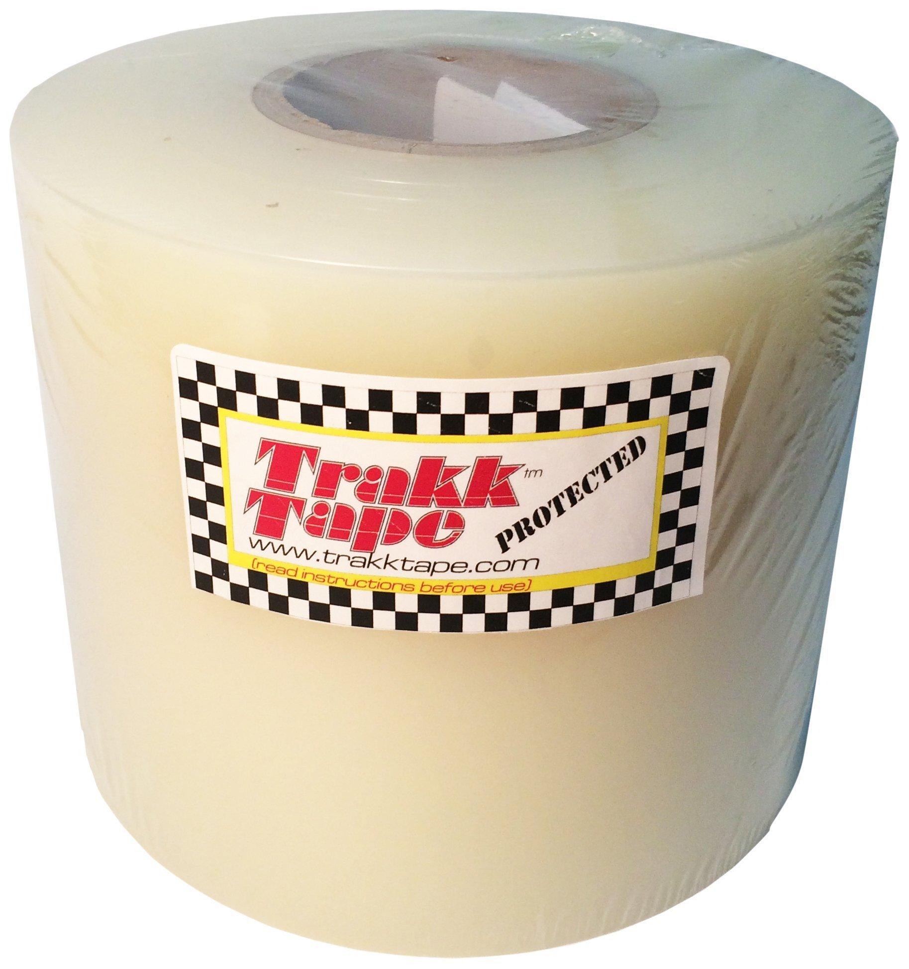 TrakkTape #TT-6600  6''x600' track day paint protection