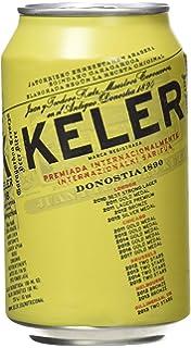 Estrella Levante Cerveza - Caja de 24 Latas x 330 ml - Total ...