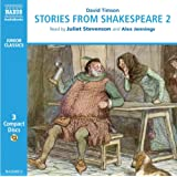 """Stories from Shakespeare: """"Julius Caesar """", """"The Merchant of Venice"""", """" The Taming of the Shrew"""", """"As You Like it"""", """"Richard II"""", """"Henry IV Part I and ... Wives of Windsor"""" v. 2 (Junior Classics)"""