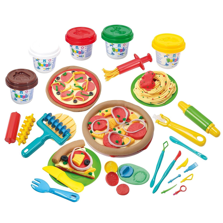 Clay Dough PlayGo My Own Pizzeria