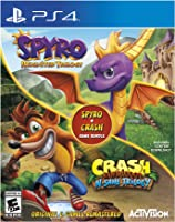 Spyro Crash Remastered Bundle - PlayStation 4