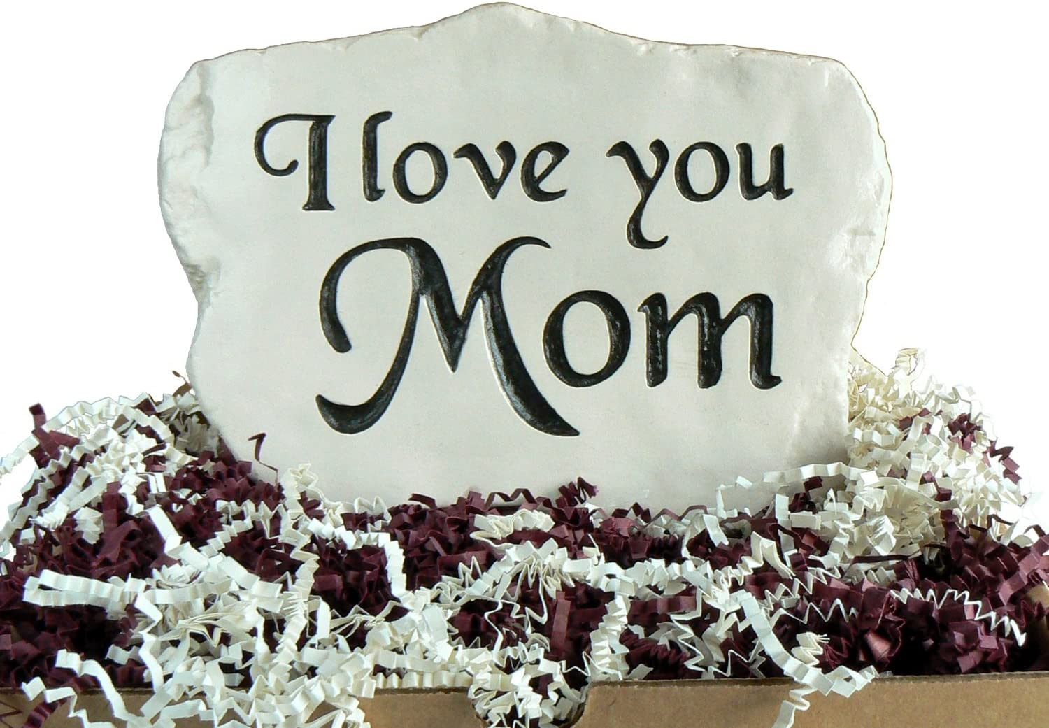 I Love You Mom - Engraved in a Heavy Little Rock