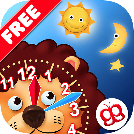 Interactive Telling Time Free - Learning to tell time is fun - Fun Maths Is