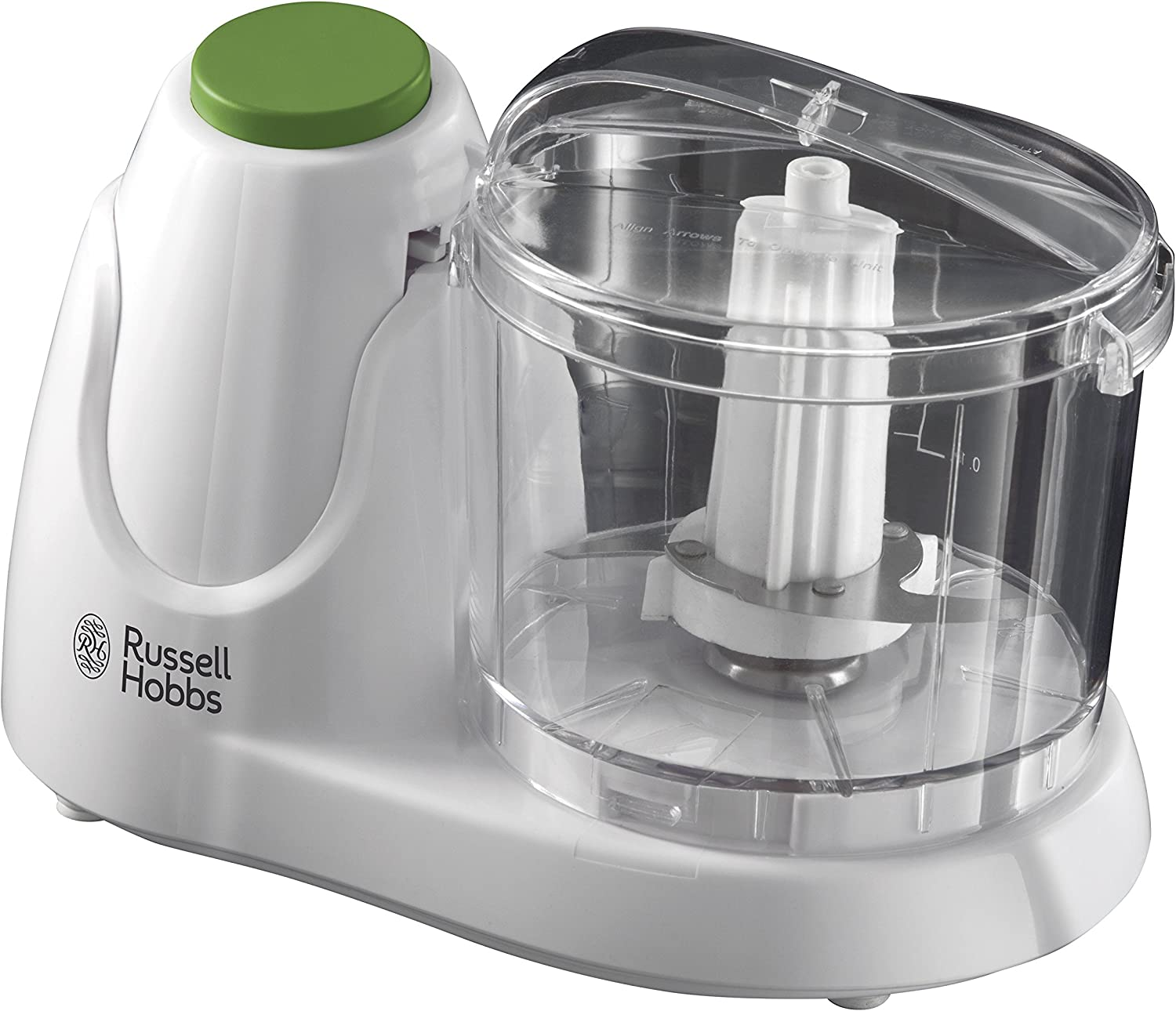 Russell Hobbs 22220 Explore One-Touch Compact 70w 500ml Mini ...