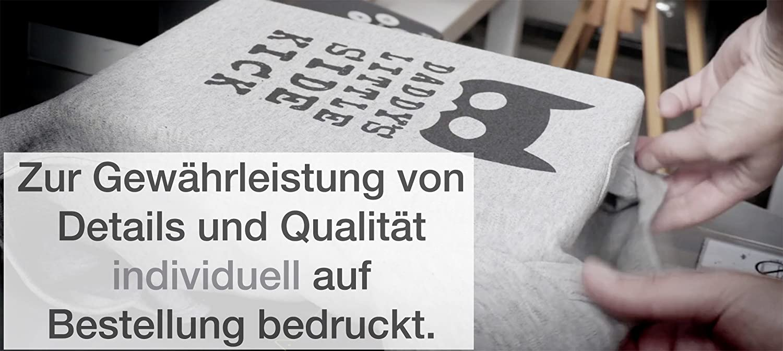 Baby Zwillinge Weicher Kapuzenpully Pullover Sie Wars Spoilt Rotten SR Sie Wars