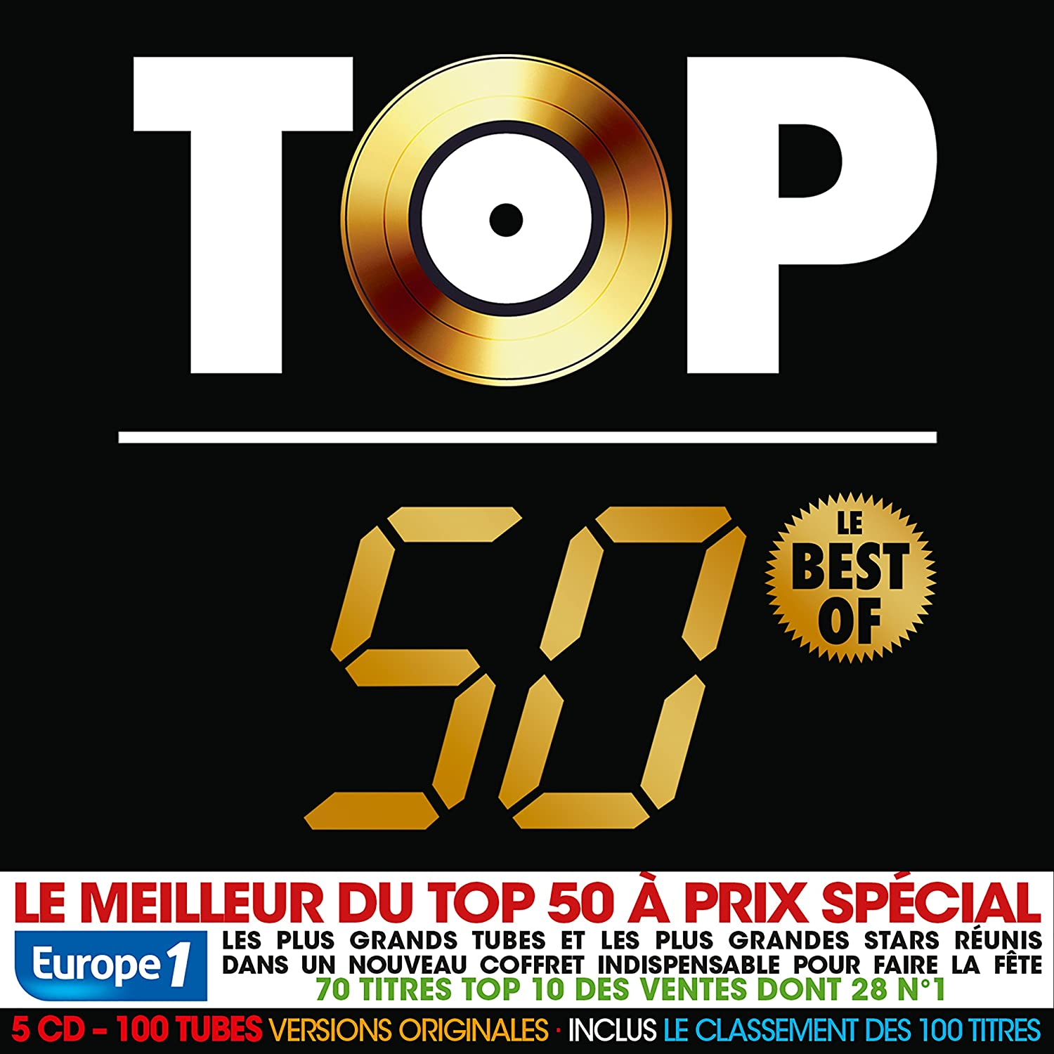 Top 50 : Le best of