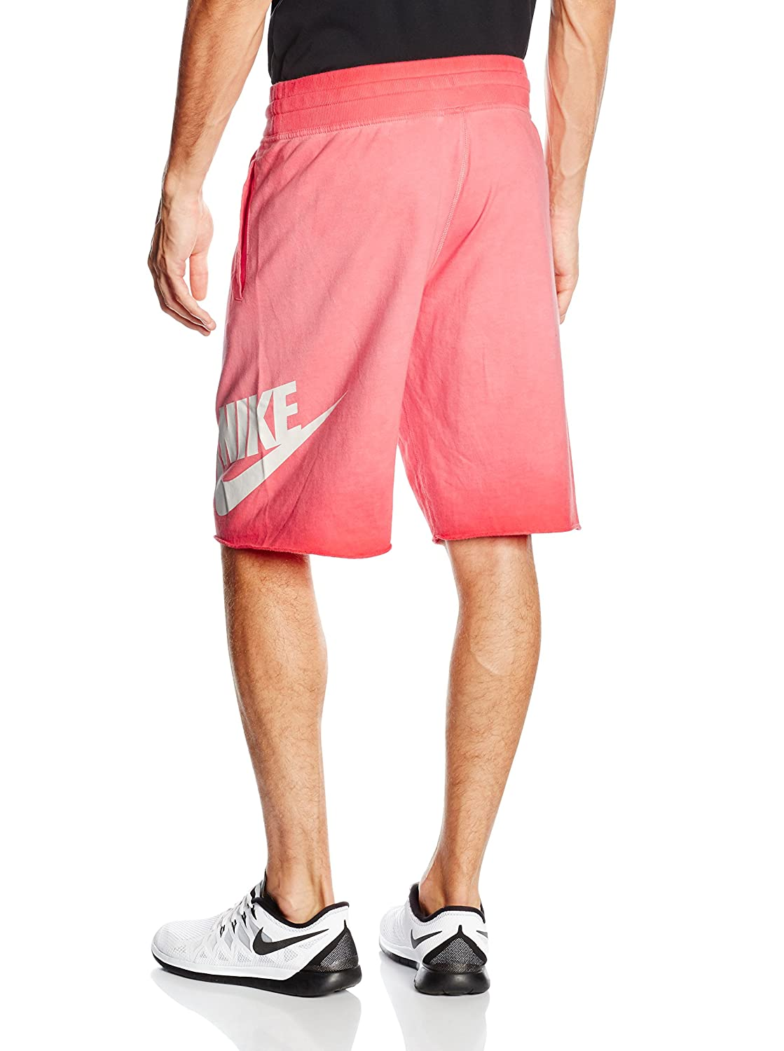 c6c2ebc58d89 Nike Men s Alumni Lt Wt Shrt-slstc Short Trousers  Amazon.co.uk  Sports    Outdoors
