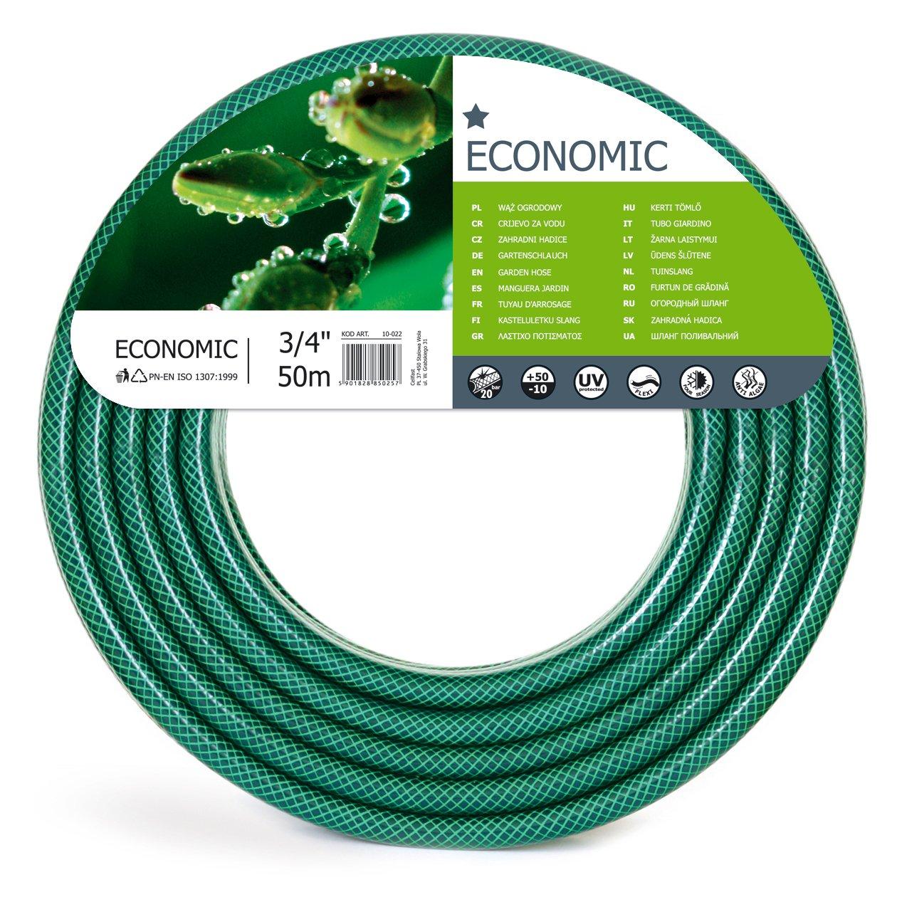 Terra Economic garden hose green 34 50m Amazoncouk Garden