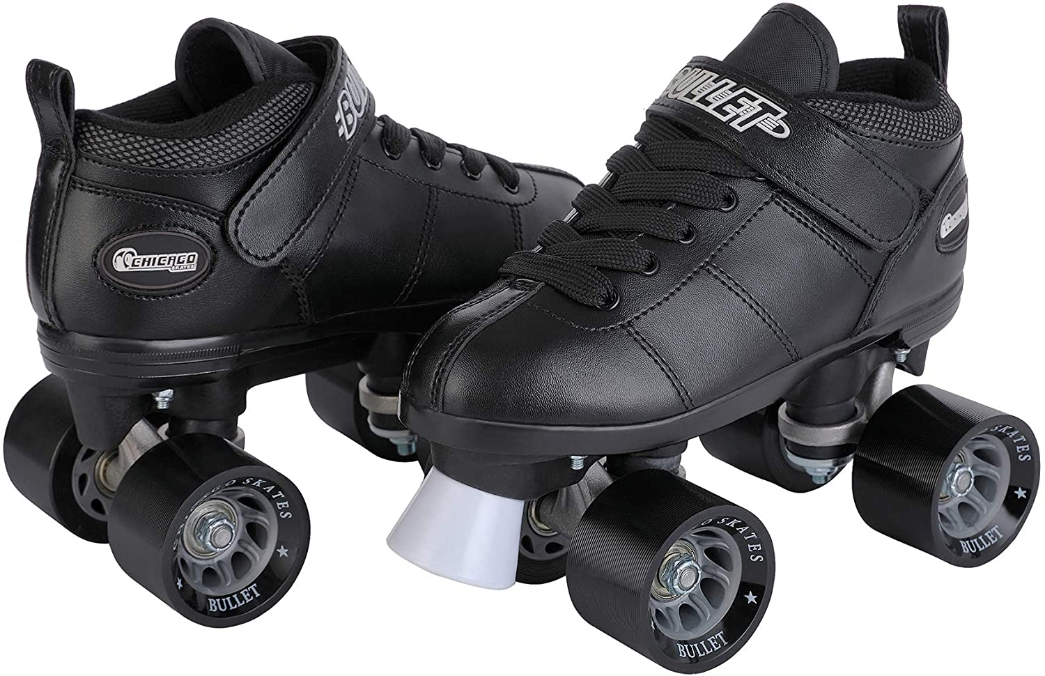 Chicago Bullet Men's Speed Roller Skate - Black / US