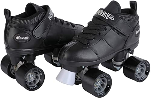 Chicago Bullet Men s Speed Roller Skate – Black