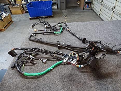 Ford F250 F350 Engine Wire Harness 2C3T-12A581- P260F Old ... Wiring Harness F A on