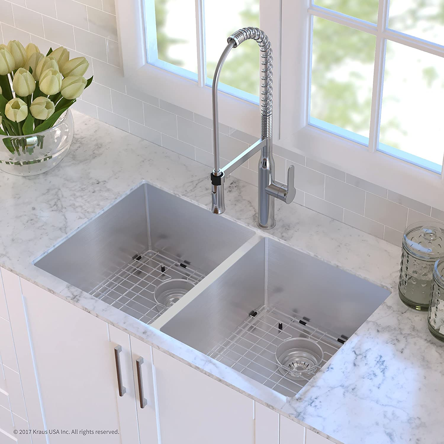 Best Undermount Stainless Steel Kitchen Sink