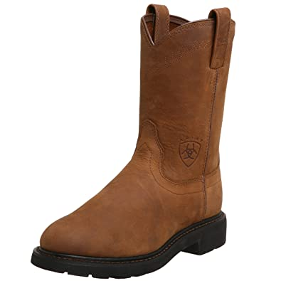 Amazon.com | Ariat Men's Sierra Work Boot | Western