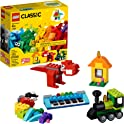 123-Pieces LEGO Classic Bricks and Ideas 11001 Building Kit