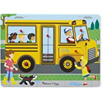 Melissa & Doug- Wheels on The Bus Sound Puzzle (10739)