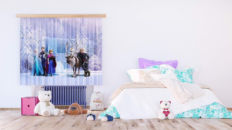 Ag design tende disney frozen tende per camera bambini stampa