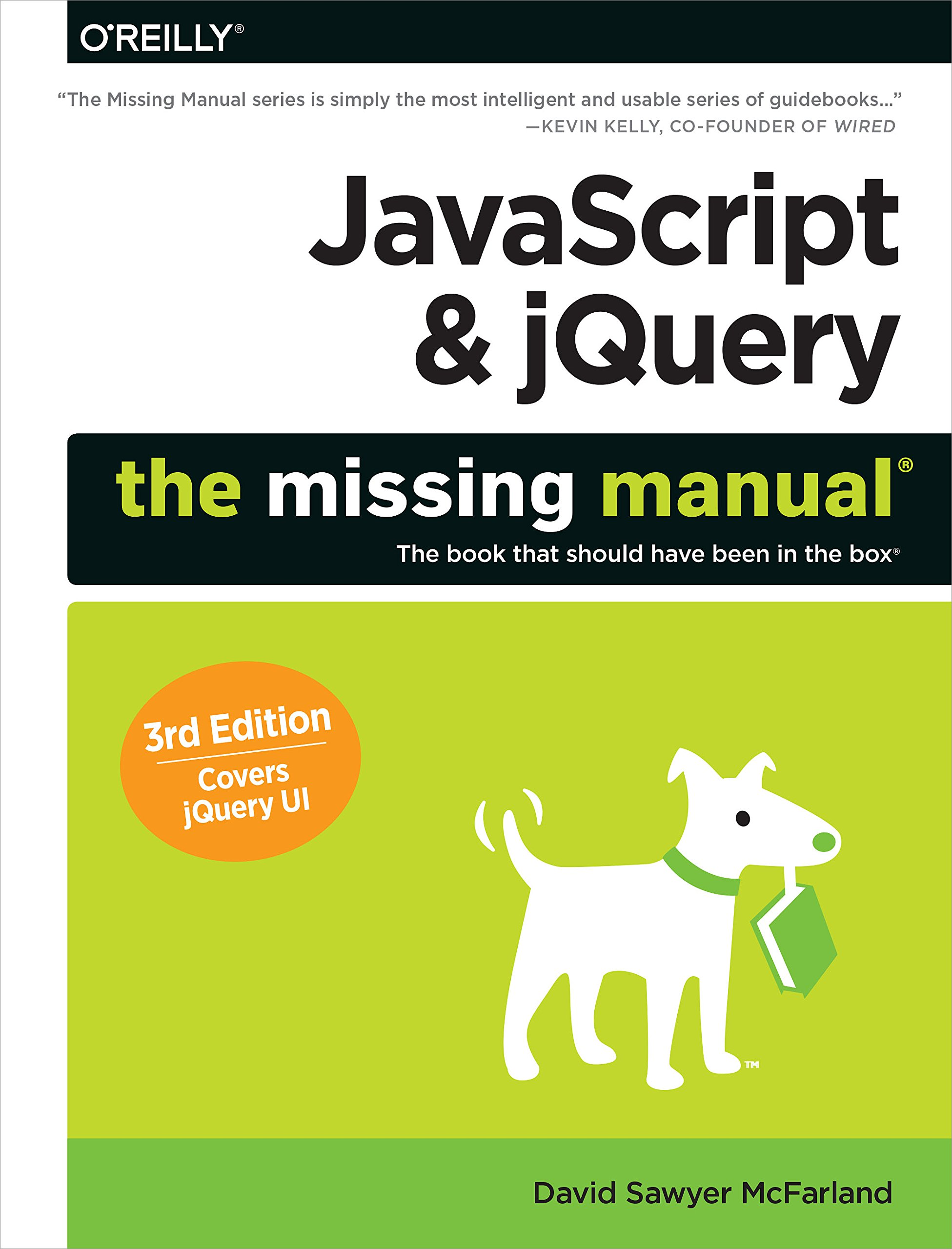 JavaScript & jQuery: The Missing Manual (Missing Manuals): Amazon.co.uk:  David Sawyer McFarland: 9781491947074: Books