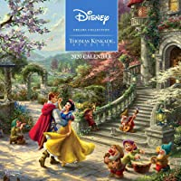 Image for Thomas Kinkade Studios: Disney Dreams Collection 2020 Wall Calendar